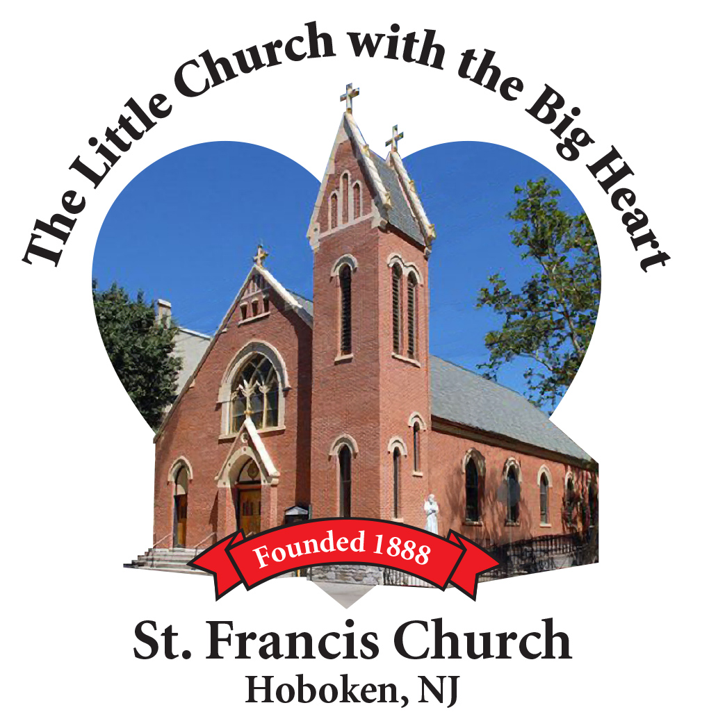 St Francis Church Big Heart Logo